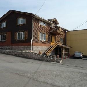 Сибирский строительный дом