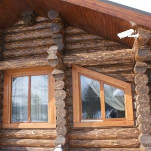 Деревянные терема