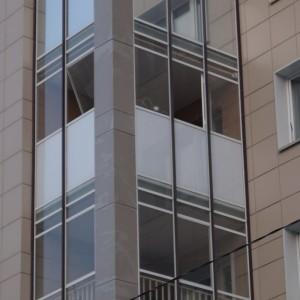 Современный балкон
