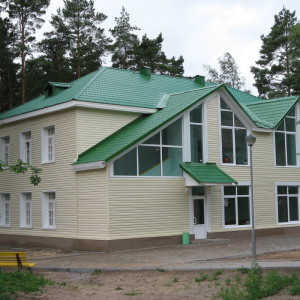 Сибирские кровли и фасады